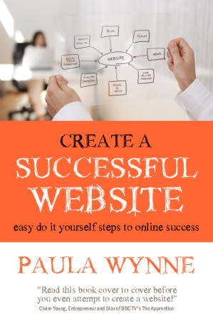 Create A Successful Website is a beginner's visual step-by-step guide showing exactly how to create an online business or website by 'Doing it Yourself.