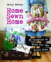 Home Sewn Home has 20 simple sewing projects for your home