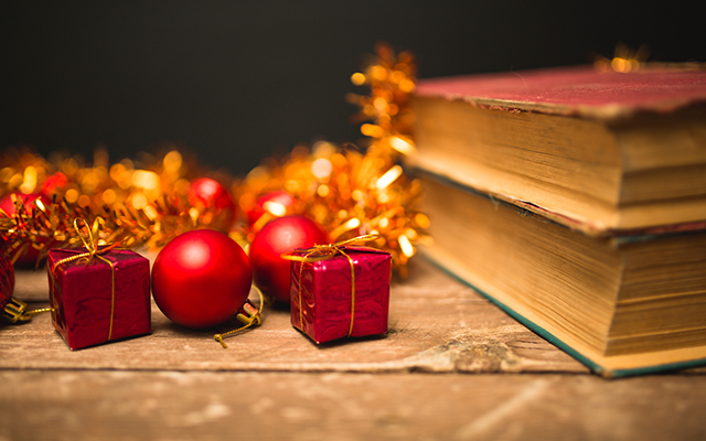 December Book Spotlight