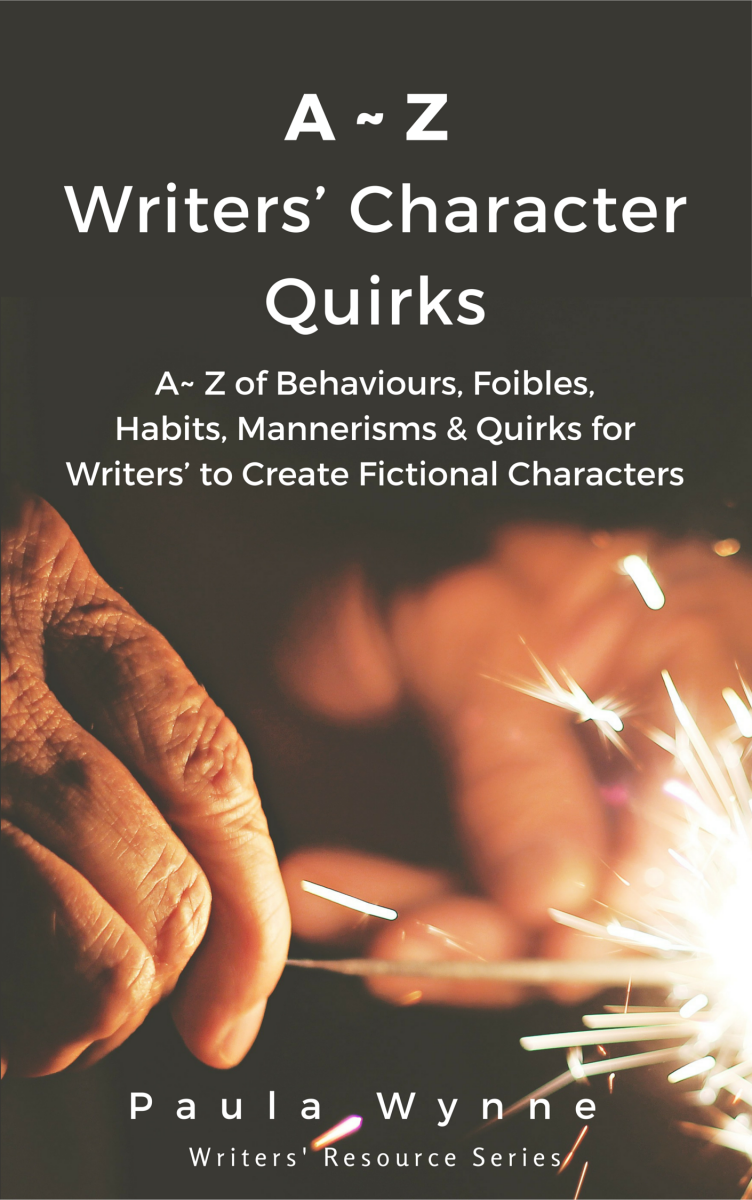 A-Z Writers' Character Quirks