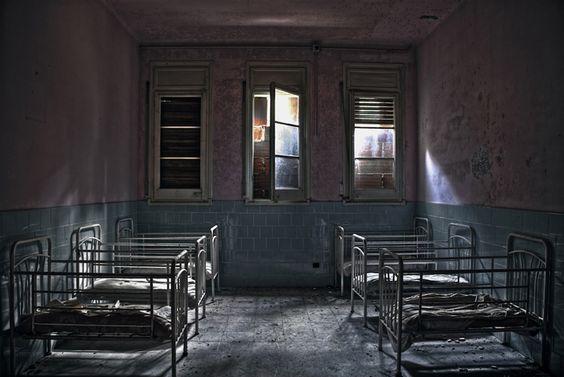 Abadoned Hospital Inspiration