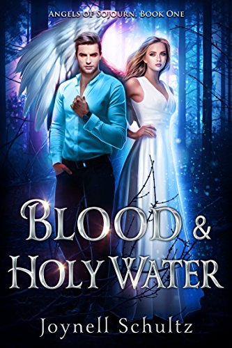 Blood & Holy Water Paranormal Romance Giveaway