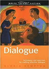 Gloria Kempton in her book called Dialogue