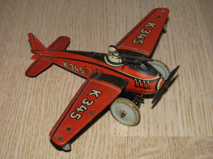 World War II Toy Aeroplane