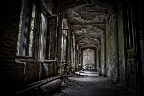 Homerton Scary Mansion