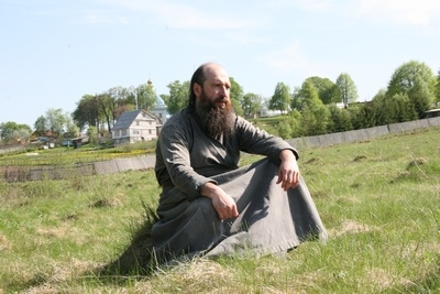 Medieval Monk in Elixa