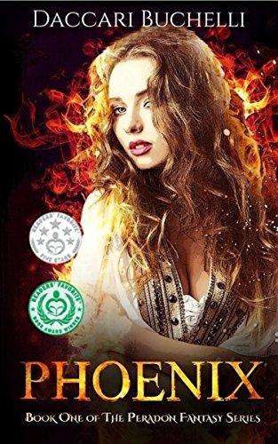 Phoenix Fantasy Book Giveaway
