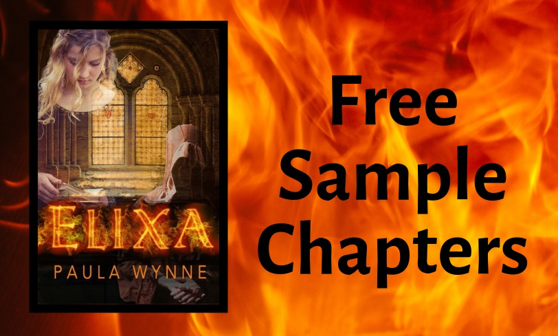 Grab your FREE Sample Chapters of Historical Thriller Elixa