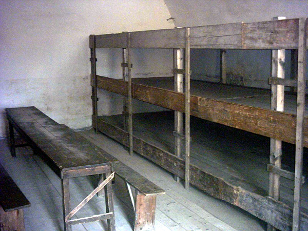 Terezín Concentration Camp For Jewish World War II Prisoners