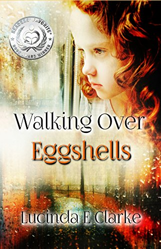 Walking Over Eggshellls Book Giveaway