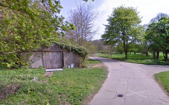 World War II Secret Bunker