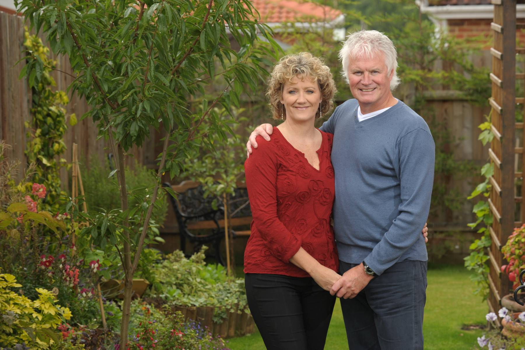 Ken and Paula will be featured in a new BBC programme, Escape To The Continent,