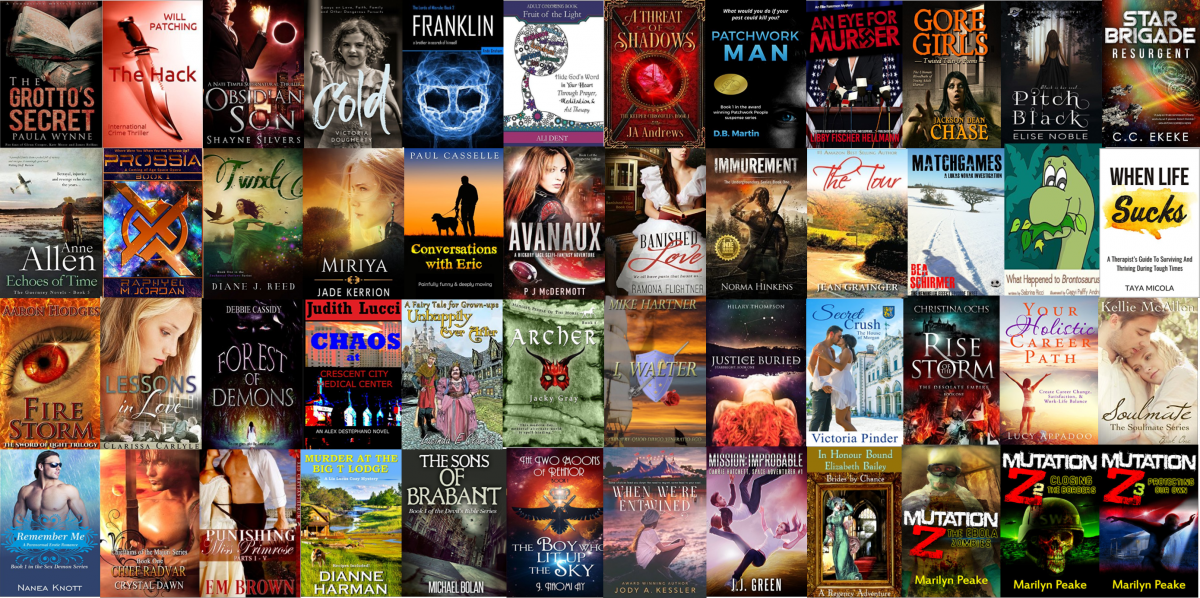 win a book bundle for October reading