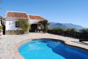 Our Spanish Temp Home
