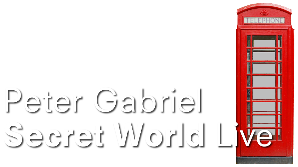 Secret World Lyrics By Peter Gabriel