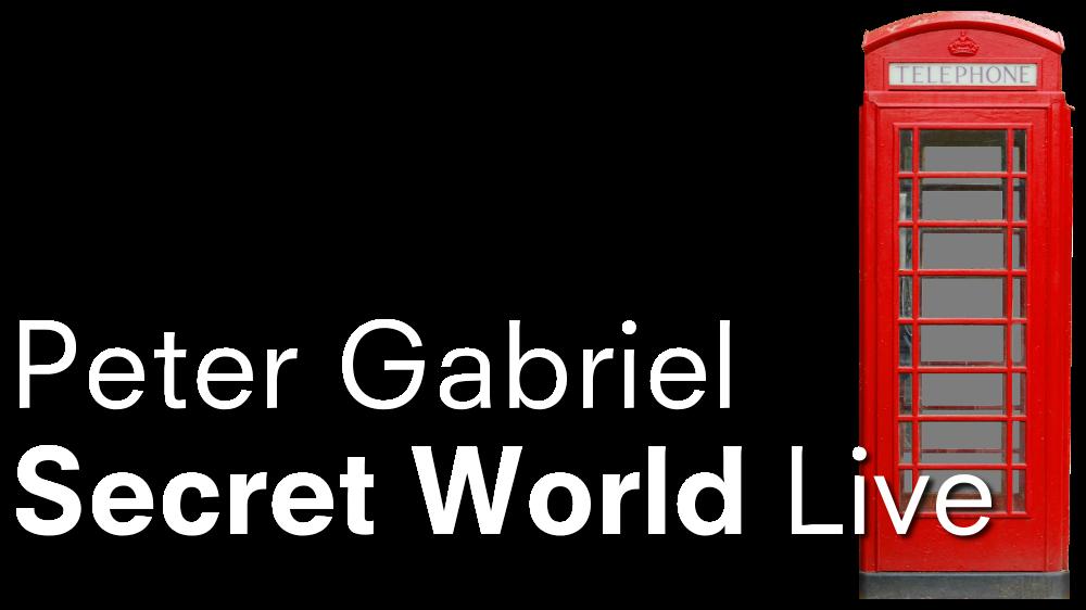 Secret World Lyrics By Peter Gabriel