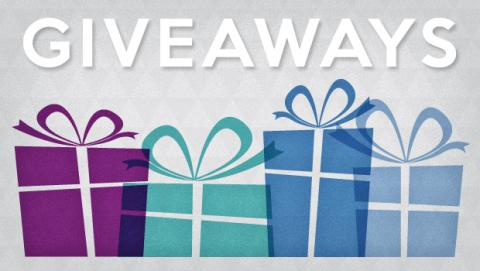 Book Giveaways Every Month