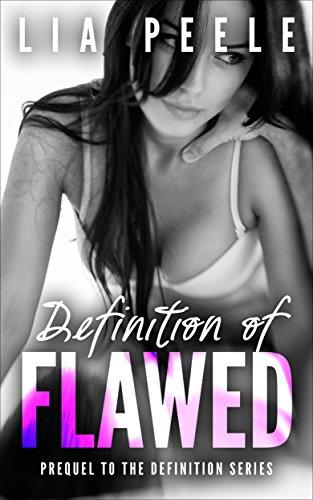 Definition of Flawed Contemporary Erotic Romance Book Giveaway