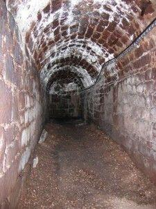 Underground Mansion Tunnel
