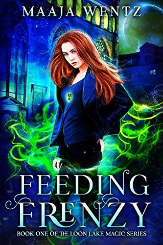 Feeding Frenzy: Curse of the Necromancer Fantasy Book Giveaway