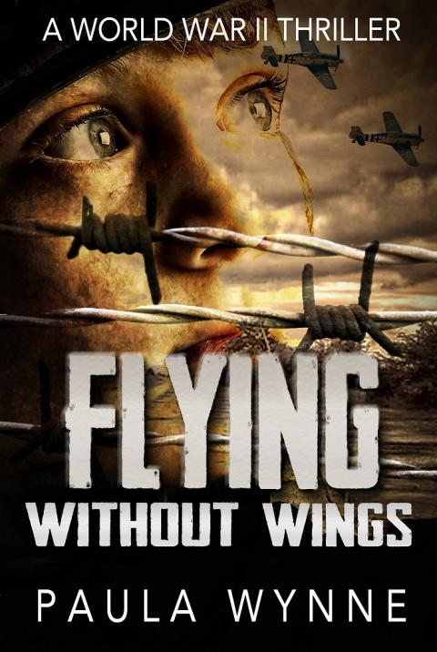 Win A Copy of Flying Without Wings - A World War II Thriller
