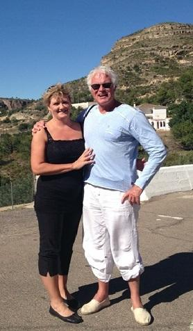 Escape To The Continent Couple Isolating in Spain