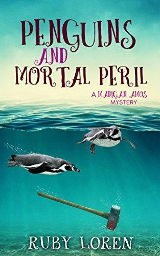 Penguins and Mortal Peril Mystery Novel Giveaway