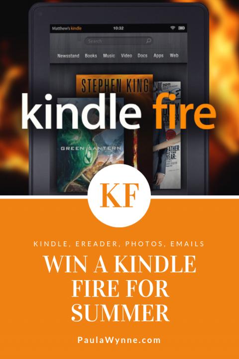 Win A Kindle Fire