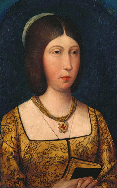 Reina Isabel de Castilla Featured In The Luna Legacy