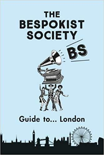 The Bespokist Society Guide to London Book Giveaway
