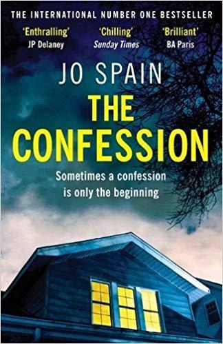 The Confession Book Giveaway
