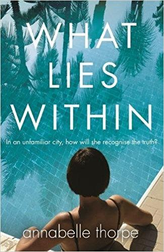 What Lies Within Book Giveaway