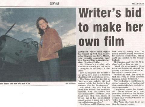 Writers Bid To Make Film