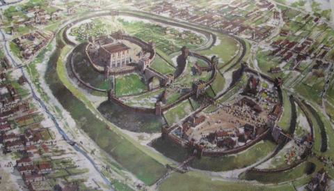 Medieval Castle Community