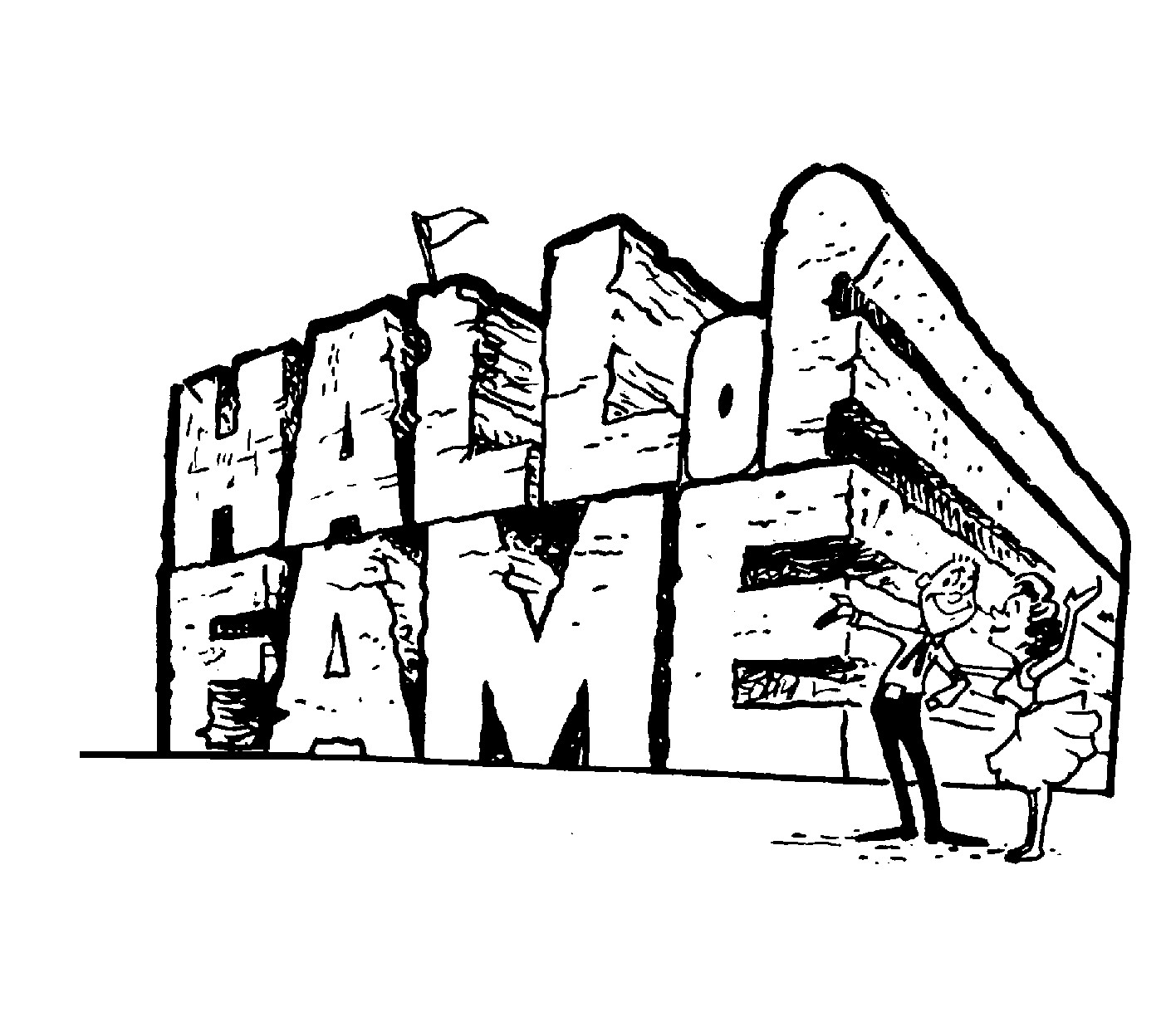 The Grotto's Secret Hall Of Fame Acknowledgements