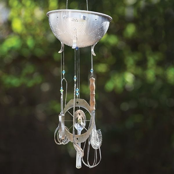Deadly Wind Chime used in The Grottos Secret